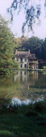 Den lille landsby - Versailles