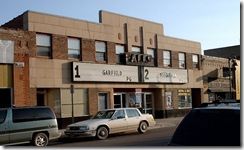 Movie Theater Redwood Falls 2004