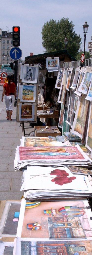 Paris juli 2005